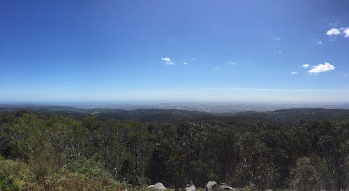 Mount Lofty Adelaide