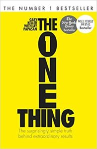 The One thing buchempfehlung