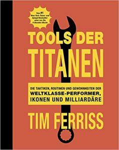 Tools der Titanen Buchempfehlung