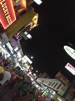 Bangkok Reise Khao San Road